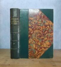 MAHOMET PERSE COUTUMES SCIENCES LA CIVILISATION DES ARABES (G. LE BON E.O. 1884)