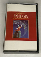 Walt Disney's Fantasia Music Soundtrack Cassette Tape - T12-7525