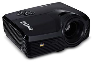 ViewSonic PJD7533W High Bright Networkable office WXGA Projector 4000 lumens