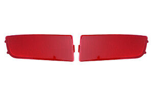 W906 Mercedes Benz Dodge  sprinter rear bumper reflector set red