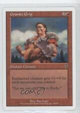 2001 Magic: The Gathering - Core Set: 7th Edition #195 Granite Grip Card 0a0
