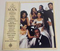 The Best Man: 1999 Soundtrack CD - Beyonce/Maxwell/Faith Evans - 14 Tracks
