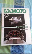 LA MOTO - 1988 GENNAIO - IL GIRO DEL MONDO - TUTTE LE NOVITà '88 ALLA MOVIOLA