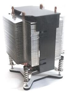 CPU Kühler von AVC für Intel Sockel 775,  92mm Lüfter, Aluminium, Kupfer, 4 Pin