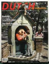 Dutch Magazine Markthal Cornelis Drebbel March/April 2015 FREE SHIPPING JB