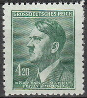 Stamp Germany Bohemia Czech Mi 142 Sc 90 WWII Fascism War Era Hitler MNH