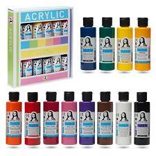 Monalisa Acrylfarben Set mit 12 Farben 70 ml.