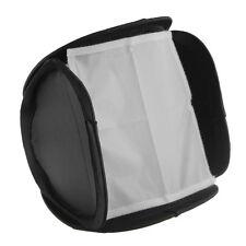 23cm Softbox Mini Photography Portable Foldable Diffuser Small For Flashlight AU