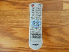 Genuine Sharp Aquos LCD TV Remote SF159
