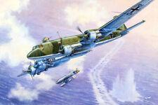 Roden Models 1/144 FOCKE WULF Fw200C-6 CONDOR German WWII Bomber