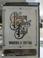 THE ALLMAN BROTHERS BAND - woodstock and new york DVD PERFETTO