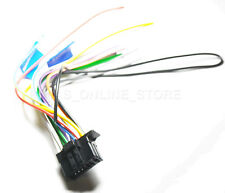 GENUINE HARNESS FOR KENWOOD DDX350BT DDX-350BT *PAY TODAY SHIPS TODAY*