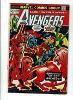 Avengers #112, VG/FN 5.0, 1st Appearance of Mantis; Black Widow Leaves Avengers