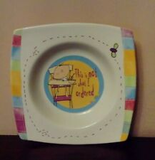 Johnson Brothers Baby Bowl - Born To Shop - This Is Not What I Ordered