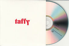 TAFFY Plus+++ 2014 UK 9-trk promo test CD Club AC30