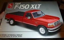 AMT/ERTL 1992 F-150 XLT PICKUP TRUCK 1/25 Model Car Mountain KIT FS