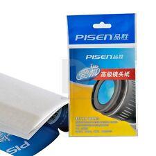 PISEN Universal Soft DSLR Lens Tissue Cleaning Paper for Canon Nikon 40 Sheets