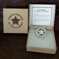 Old West Obsolete Texas Ranger Company A-- Free Surprise Gift with Purchase