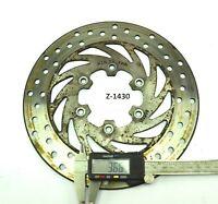 APRILIA RS4 125 TW anno costr. 2014 - DISCO FRENO POSTERIORE 3,66mm