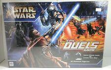 Star Wars Epic Duels Board Game Factory Sealed Milton Bradley
