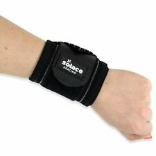 Solace� Elastic Breathable Wrist Wrap Weightlifting Gym Training Support