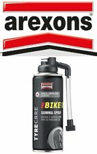 AREXONS GOMMA SPRAY 300 ML RIPARATORE GOMME PNEUMATICI per MAXI SCOOTER