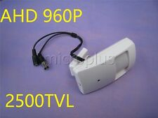 "AHD HIDDEN PIR  Disguise COVERT CCTV CAMERA 1/3"" SONY 960P 2500TVL PIR Sensor"