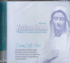 SIMUN SITO CORIC CD JEDNA ZENA Musical Prica o ljubavi Kraljice Mira Kroatien HR