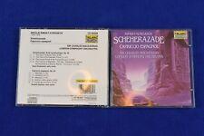 Various Artists : Scheherazade / Capriccio Espagnol CD