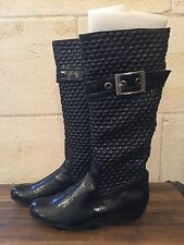 WOMENS BLACK BOOTS BRAND NEW BY ROSE GARDEN SIZE 39 RRP $139.00
