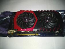 MSI NVIDIA GeForce GTX 1080 Gaming X 8GB GDDR5X VR Ready Working