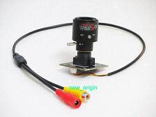 NEW Mini HD 800TVL CMOS 2.8-12mm Lens security CCTV camera color SPY FPV camera