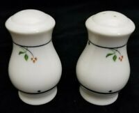 Vintage Gorham Ariana Town & Country Fine China Porcelain Salt and Pepper Shaker