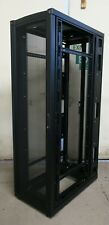 "APC AR2101BLK NetShelter SX Server 19"" 600 x 1070mm Networking Rack Cabinet 42U"