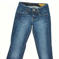 Seven 7 Gold Digger Power Jeans Womens Size 26 VGUC