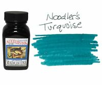 Noodler's Fountain Pen Ink - 3oz Bottle - 19005 - Turquoise