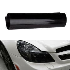 Smoke Fog Led Light Headlight Taillight Tint Film Sheet Car Accessories Sticker