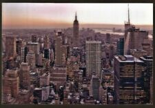 Lenticular Postcard - Empire State Building, NYC - Unposted - 2008