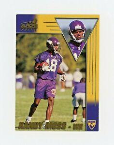 RANDY MOSS 1998 Pacific Aurora Rc #94 Minnesota Vikings JM READ