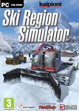 Estación de Esquí ó Ski - Jefe de Estación en Español - Simulador PC Simulacion