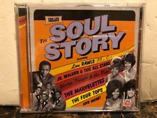 Time Life Music Presents The Soul Story Volume 8 2 CD Set
