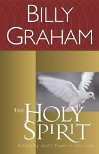 THE HOLY SPIRIT by Billy Graham FREE SHIPPING paperback Christian book power