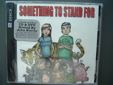 Hosted by John Norris-Something to Stand for, nouveau neuf dans sa boîte, CD & DVD, 2007