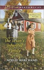The Texan's Inherited Family (Bachelor List Matches)-ExLibrary