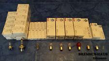 100 tlg. Birnen Paket/Set  12V  H7/H4/H1/21-5W/21-4W/21W/21Wgelb/10W/5W