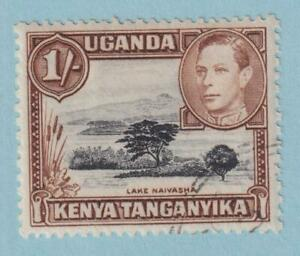 KENYA UGANDA TANGANYIKA  SG 145ac USED  NO FAULTS VERY FINE! RARE