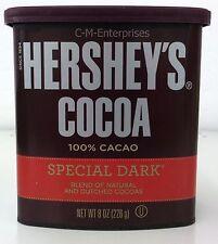 Hershey's 100% Cacao Special Dark Cocoa 8 oz Hersheys