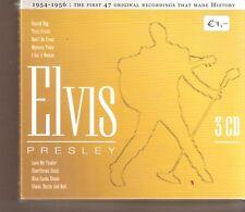 ELVIS PRESLEY - 1954-1956   3er Box       ***New/OVP***