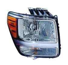 New Dodge Nitro 2007 2008 2009 2010 2011 right passenger headlight head light