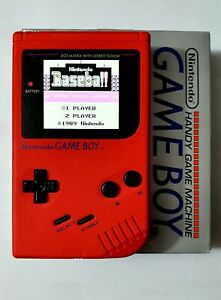 Game Boy Fat En Boîte + Cadeau